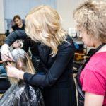 Mācību frizētav un frizieru kursi